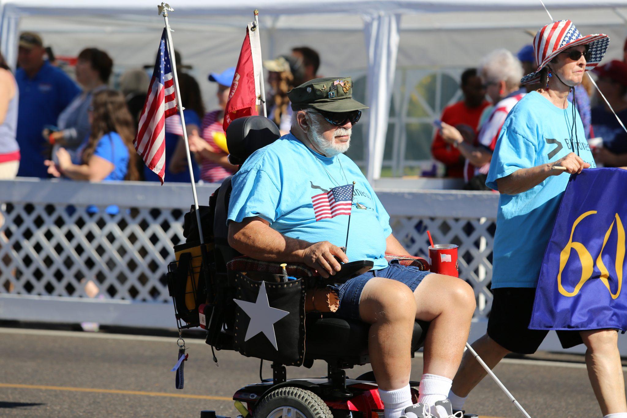 Phoenix Veterans Day Parade2